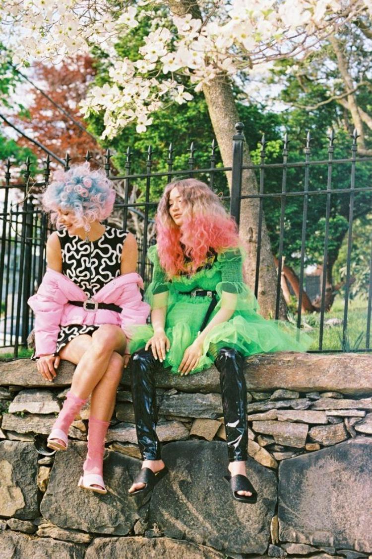 Các màu tóc dám chắc bạn ít thấy ai diện ngoài đời!