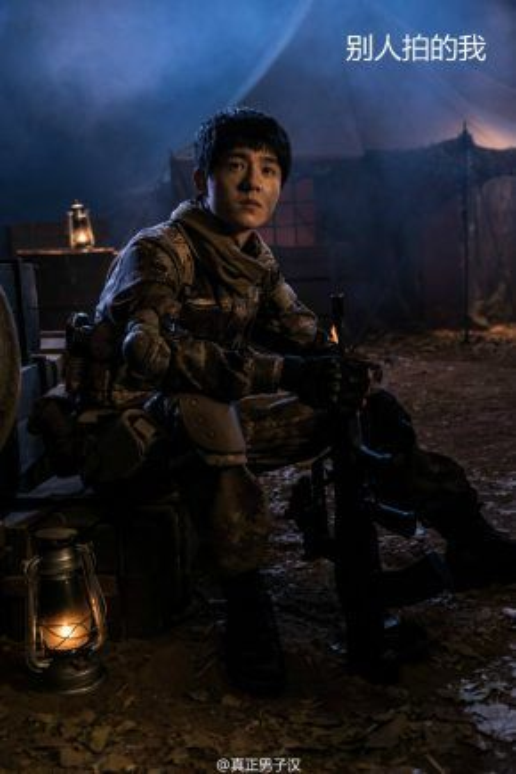 Khí phách nam nhi của Lưu Hạo Nhiên trong Nam tử hán chân chính.