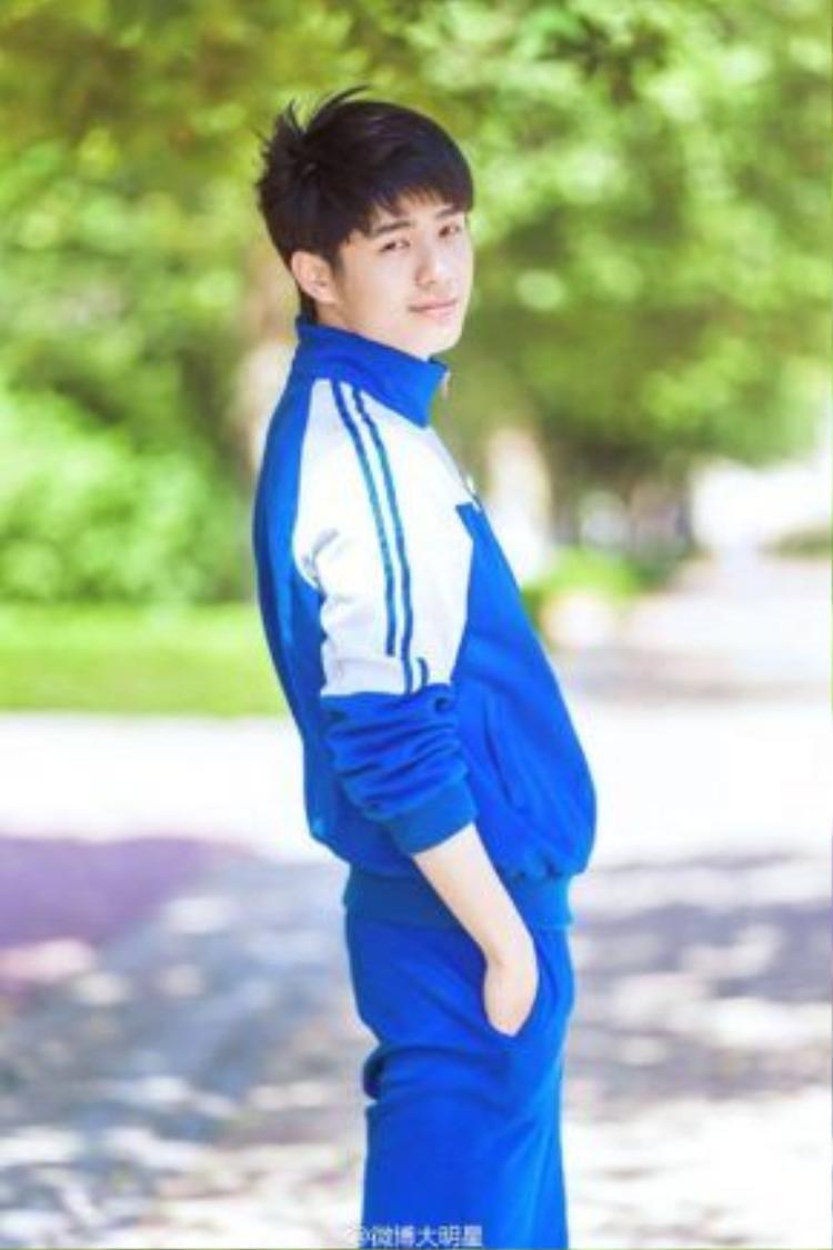 Nam thần học đường mới - Lưu Hạo Nhiên.