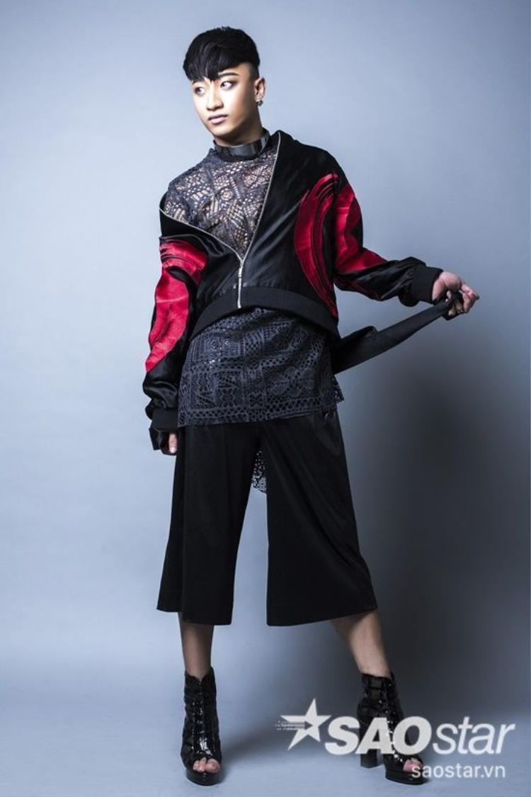 18/6: Adam Lâm tung hình thời trang so deep trước đêm liveshow X-Factor