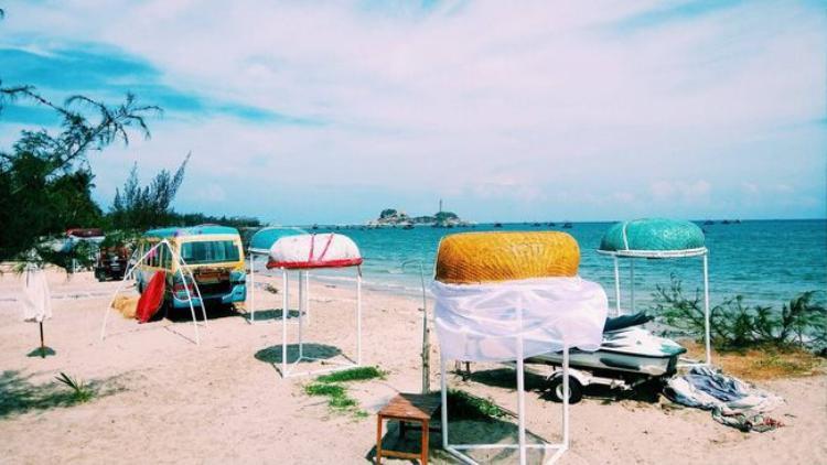 Tổng hợp 6 điểm cắm trại phải bỏ túi nếu có ý định đi biển hè này