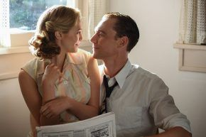 Tom Hiddleston và Elizabeth Olsen trong bộ phim I Saw the Light.