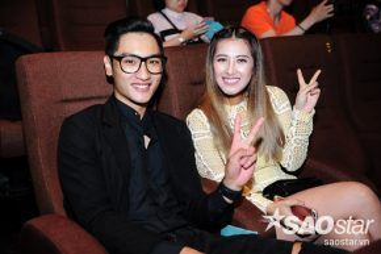 Huy Quang cùng Emmy Nguyễn là 2 diễn viên chính trong MV này.
