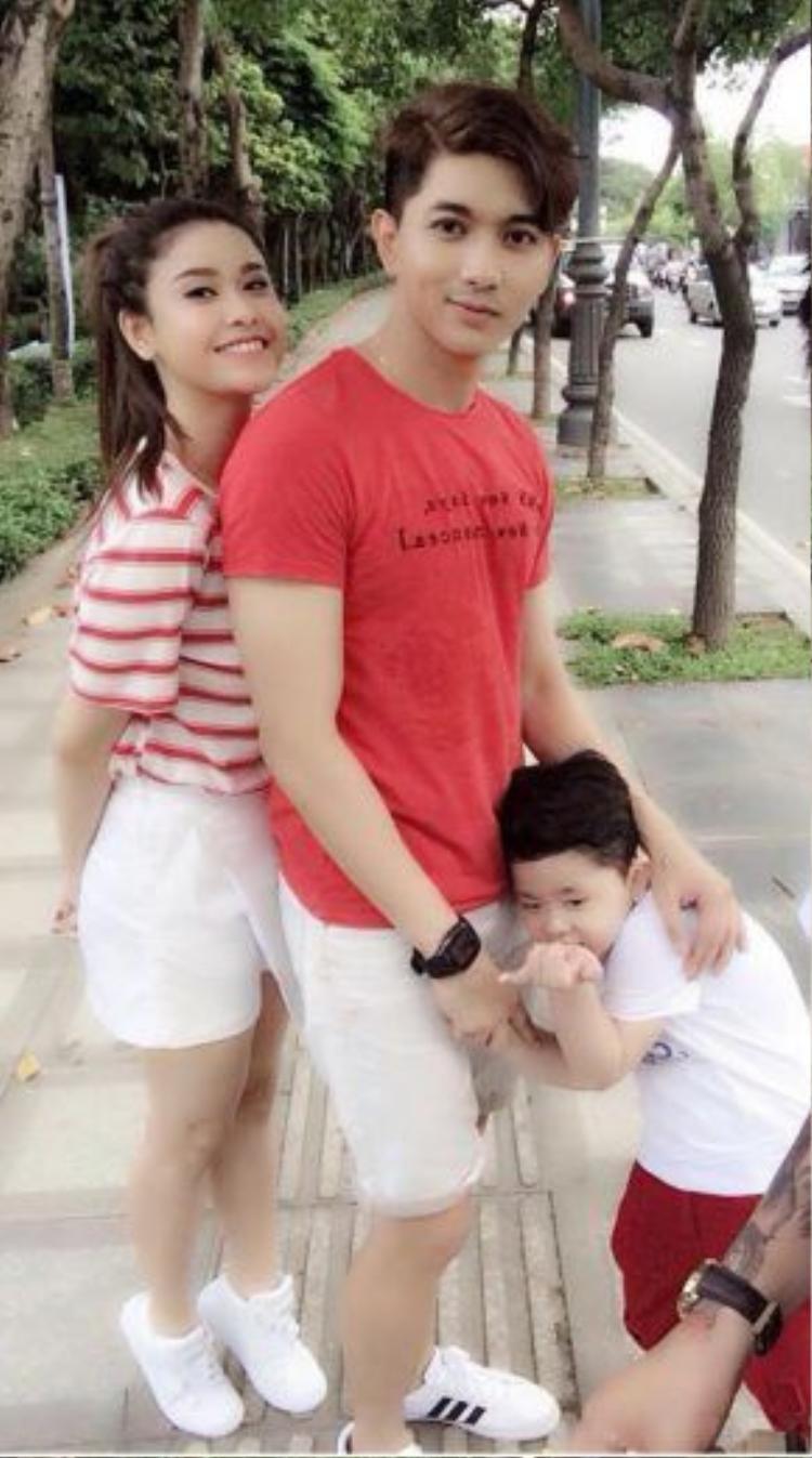 Tổ ấm hạnh phúc của Trương Quỳnh Anh - Tim.
