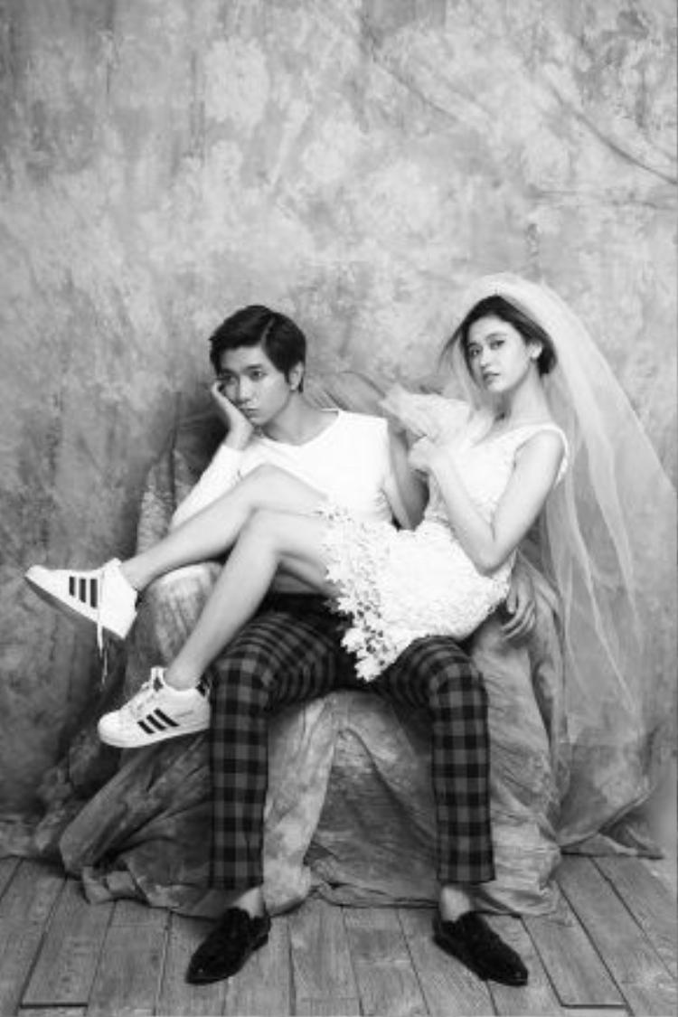 Dù đã sống với nhau nhiều năm nhưng Tim - Trương Quỳnh Anh vẫn chưa tổ chức đám cưới.