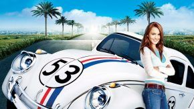 Lindsay Lohan từng là chủ nhân của chiếc xe trong phim.