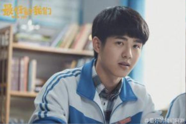 Lưu Hạo Nhiên đang được chú ý với vai Dư Hoài trong Điều tuyệt vời nhất của chúng ta…