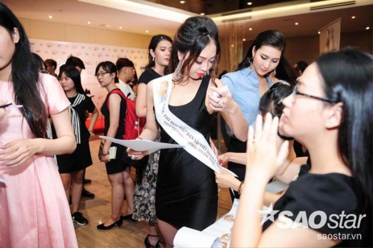 Vòng casting khu vực niềm Nam: Xuất hiện hàng loạt mỹ nhân triển vọng Hoa hậu