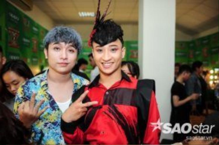 Adam cùng Yanbi