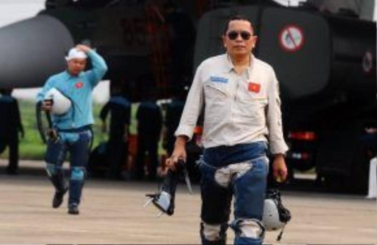Đại tá Trần Quang Khải thực sự là một anh hùng trong lòng nhiều người dân