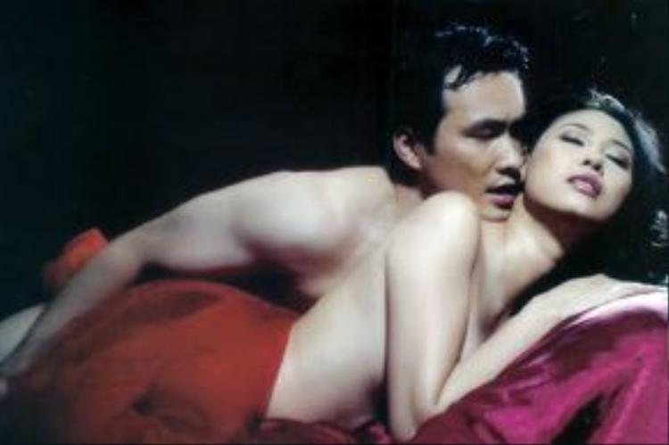 Hà Kiều Anh có vai diễn ồn ào và nóng bỏng trong phim điện ảnh Đẻ mướn.