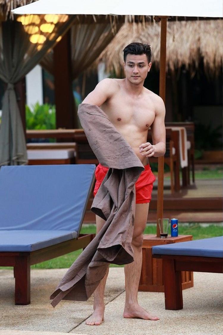 4 mỹ nam Việt sở hữu body nóng bỏng đánh gục mọi giới tính