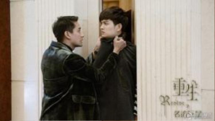 Tạ Di trở thành người bạn thân phản bội Vân Tu.