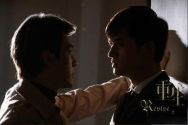 Các cảnh thân thiết của cặp đôi nam chính trong phim được giải thích như tình anh em ruột thịt.