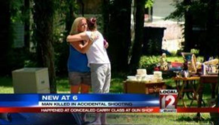Vụ tai nạn thương tâm diễn ra tại quận Monroe, thuộc bang Ohio, Mỹ.