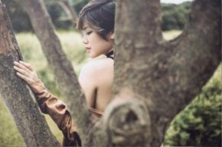 Gout âm nhạc của Yến Lê hướng đến sự cá tính, năng động.
