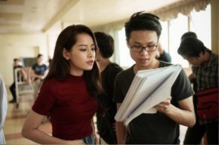 Đây là dự án phim được Chi Pu dành nhiều công sức, tâm huyết.