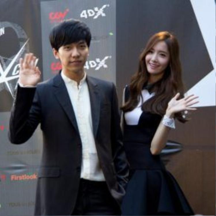 Yoona và Seung Gi chia tay một thời gian trước khi anh nhập ngũ.