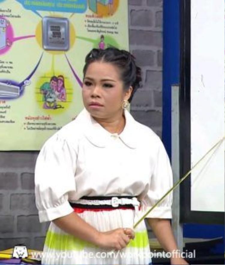 Cô giáo Thái Lan hài hước