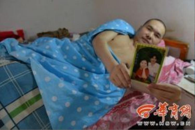 Anh Xu là chồng cũ của chị Xie
