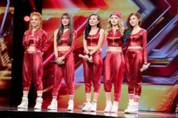 S-girls hiện đang là nhóm nhạc gây được ấn tượng mạnh cho người hâm mộ tại X-Factor 2016.