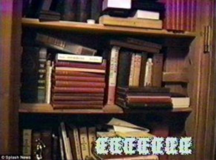 Sự thật gây sốc và ghê tởm nhất là hầu hết sách, tranh ảnh, video được tìm thấy trong căn phòng đều liên quan đến khiêu dâm trẻ em.