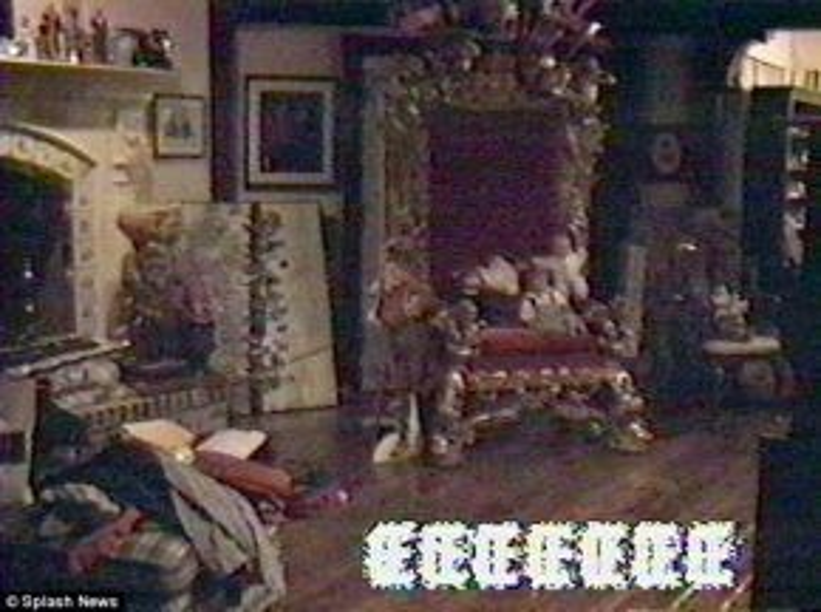 Căn phòng bí mật nằm trong khu trang trại Thần tiên - Neverland của Jackson.