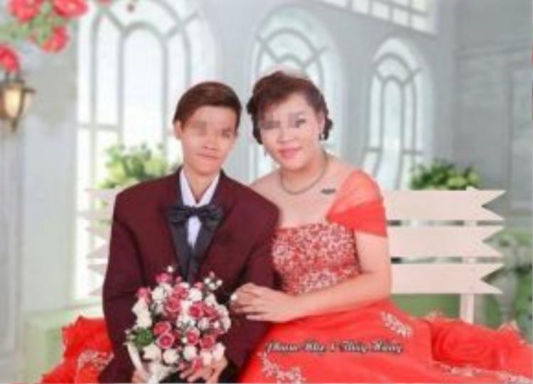 Đám cưới cô dâu sinh năm 2003 (13 tuổi) và chú rể sinh năm 1990 ở TP HCM gây xôn xao thời gian qua
