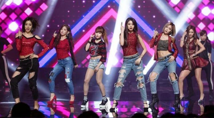 Concept nào cho sự trở lại sàn đấu Kpop của T-ara?