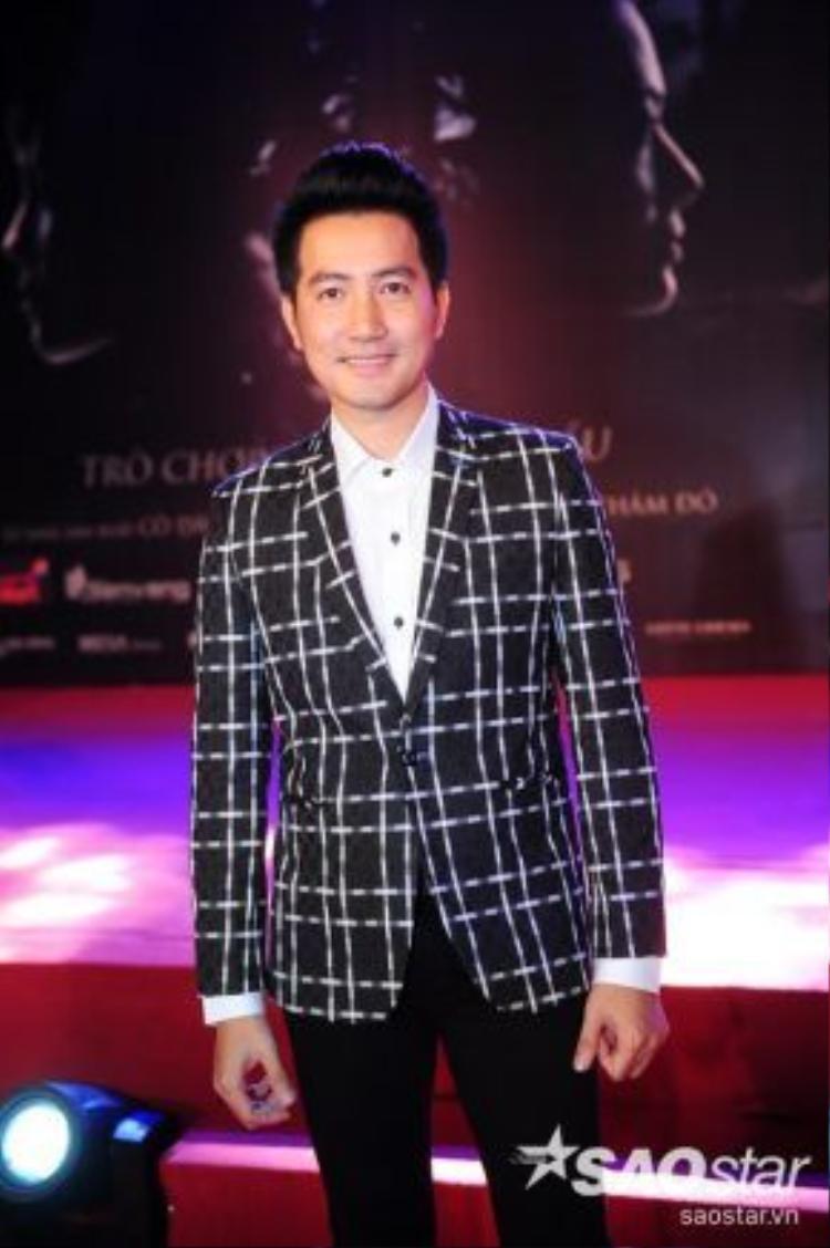 Nam chính Nguyễn Phi Hùng