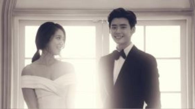 Đám cưới ngọt ngào cuối bộ phim.