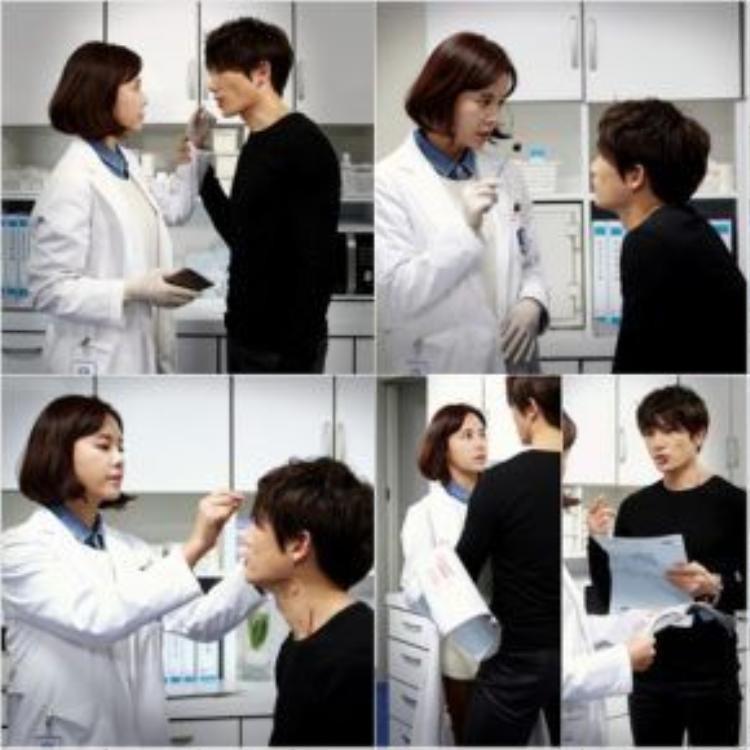 """Bộ phim cũng đánh dấu sự tái hợp của """"cặp bài trùng"""" Hwang Jung Eum và Ji Sung."""