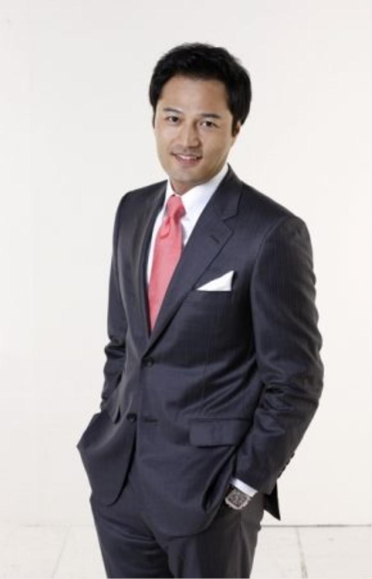 Kim Sung Min là nam diễn viên truyền hình rất được yêu thích.