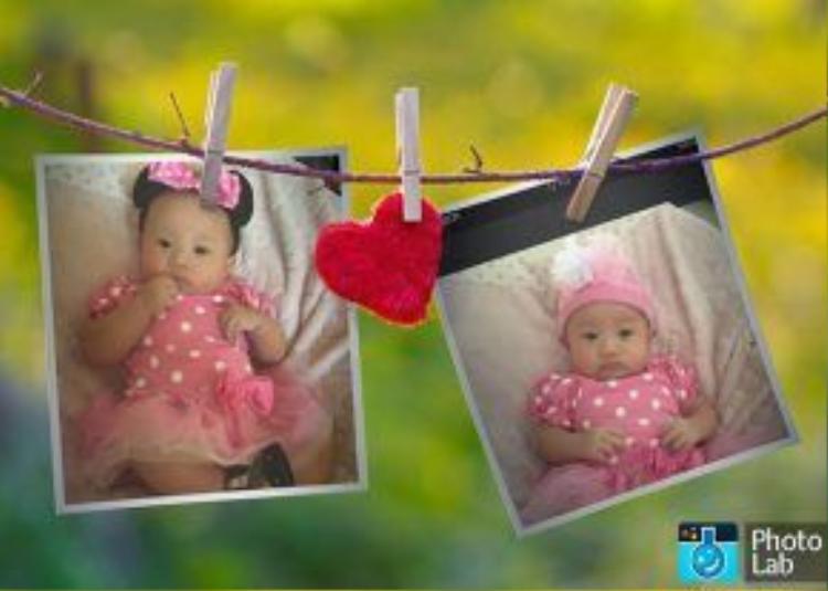 Con gái thứ hai của Thụy Anh - em gái Thanh Thảo đã được 3 tháng tuổi.