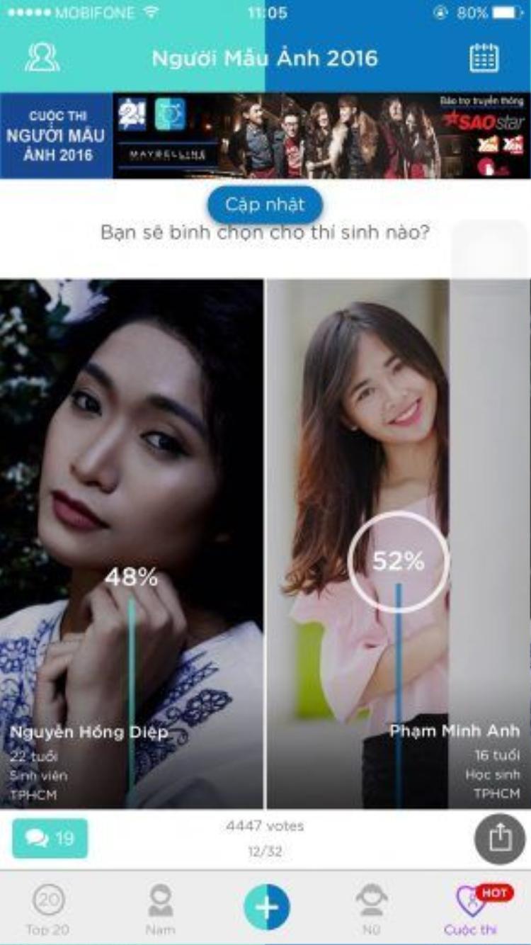 Phạm Minh Anh và Nguyễn Hồng Diệp