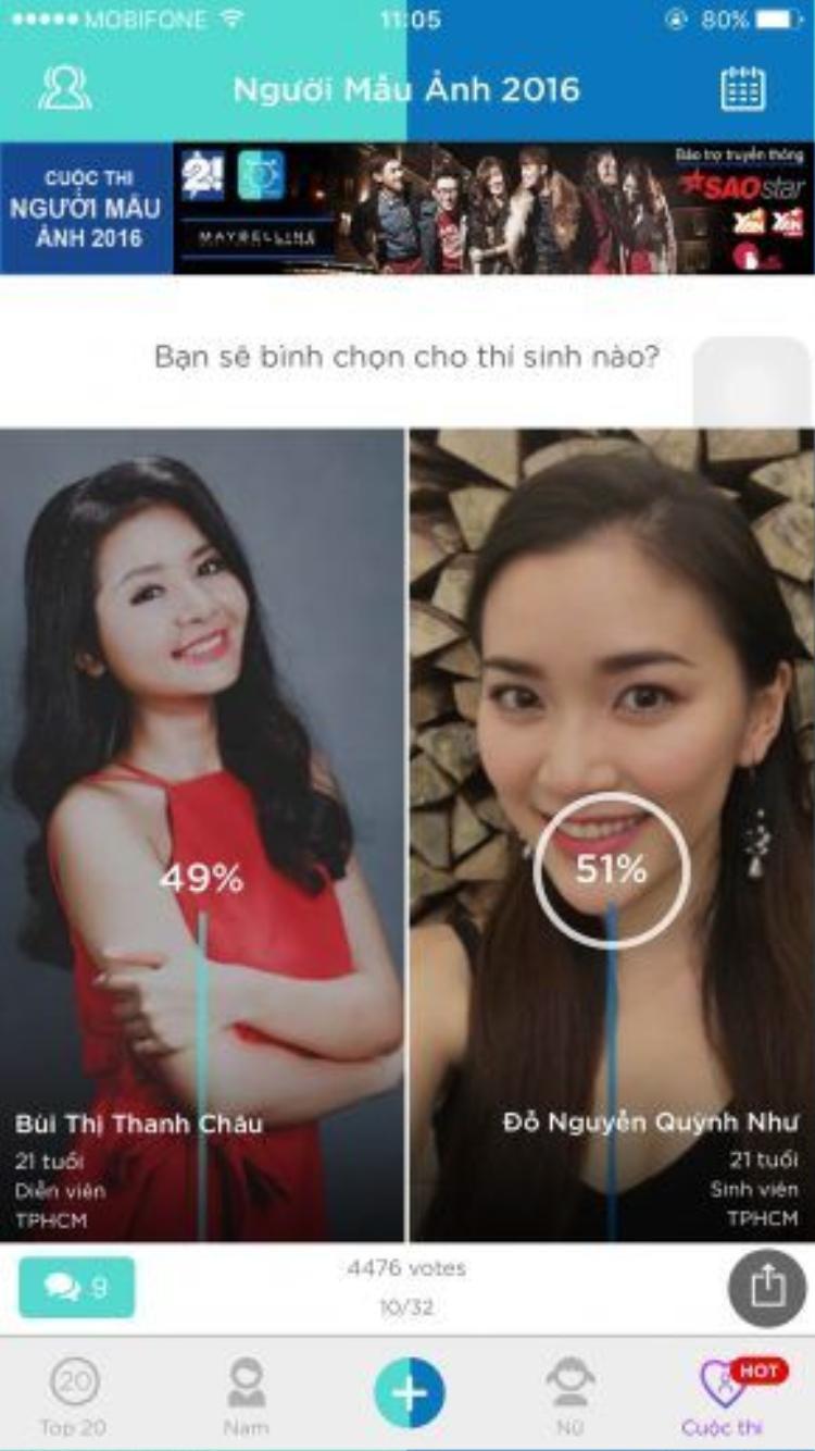 Bùi Thị Thanh Châu và Đỗ Nguyễn Quỳnh Như