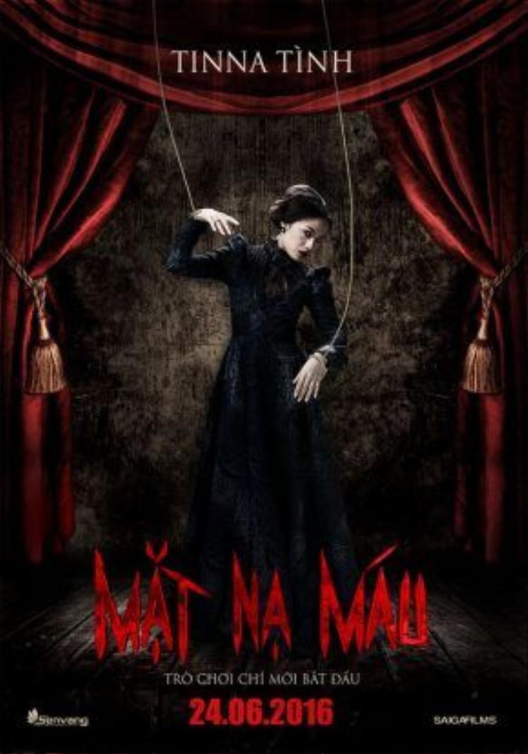 Poster nhân vật của Tinna Tình.