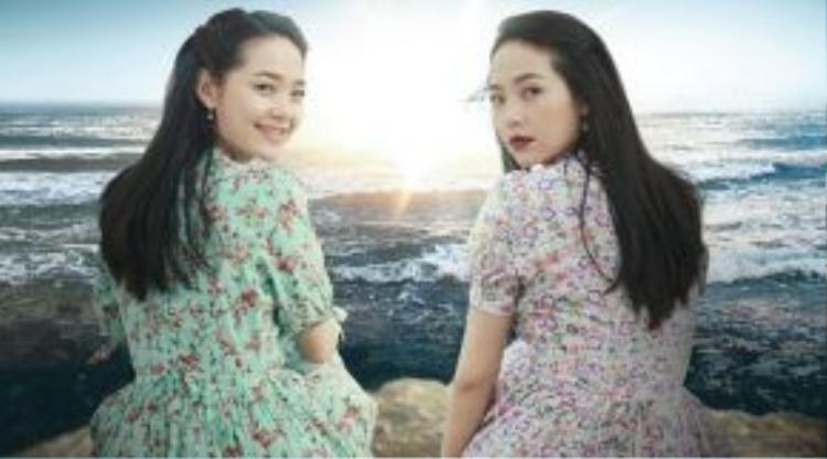 Minh Hằng với cú đúp 2 vai trong 'Bao giờ có yêu nhau'