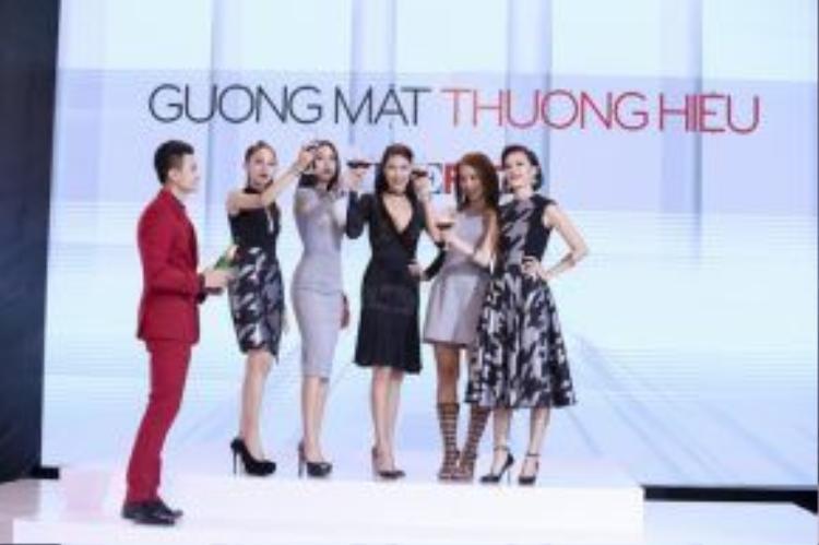 4 gương mặt sẽ bước vào nhà chung của team Lan Khuê: Thu Hiền, Bảo Ngọc, Quỳnh Mai, Kim Chi.