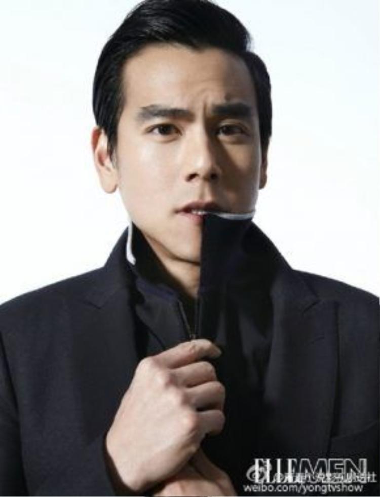 """""""Tập hung giả"""" có sự tham gia của nam diễn viên Bành Vu Yến."""