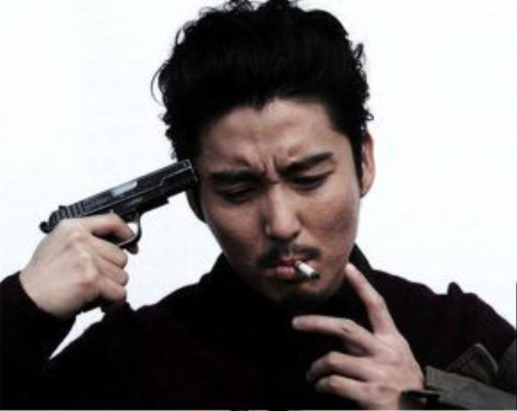 Vương Lang Chính trong vai Thái Vĩ.