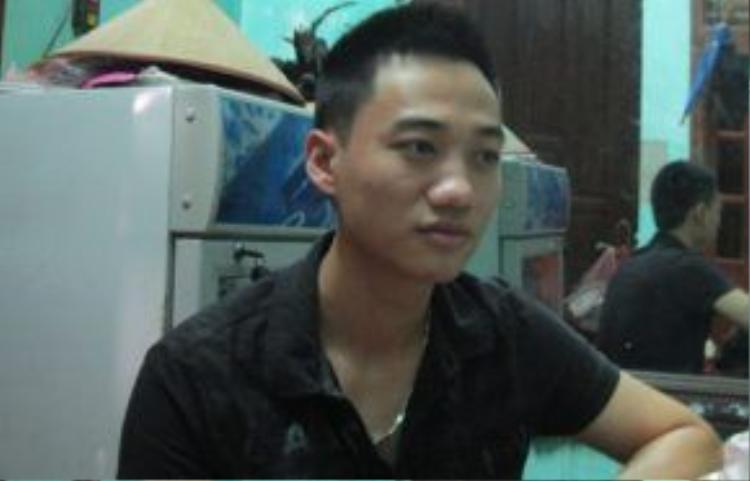 Anh Sơn kể lại chuyện bắt quả tang trộm 'tá túc' trong nhà hơn 10 ngày. (Ảnh Infonet)