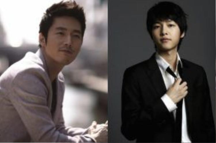 Song Joong Ki và Jang Hyuk từng tham gia Tree With Deep Roots cùng nhau, trong đó Joong Ki thể hiện vai của Jang Hyuk thời niên thiếu.