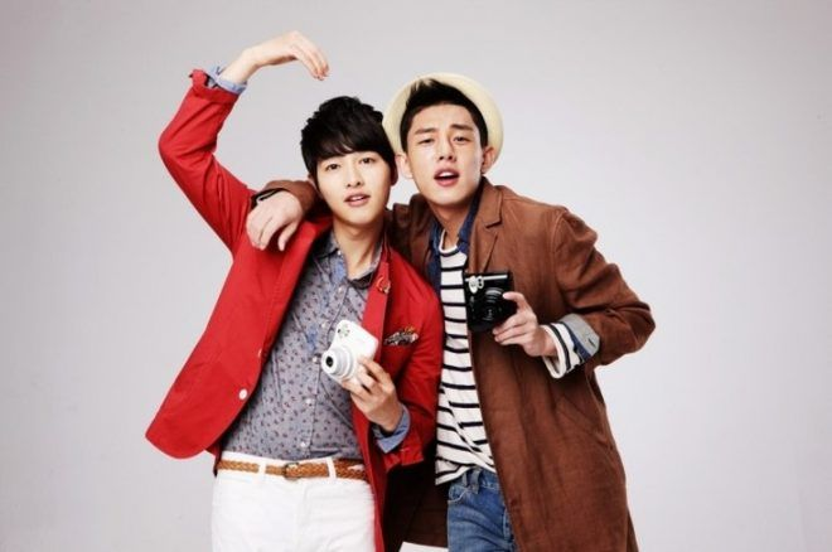 Ai mới là bạn thân nhất của Song Joong Ki?