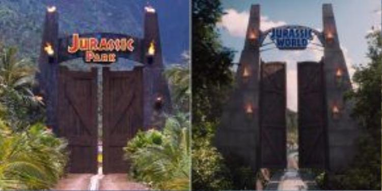 Jurassic World từng đạp đổ và xác lập mọi kỷ lục trước khi chương thứ 7 của Star Wars làm điều tương tự.