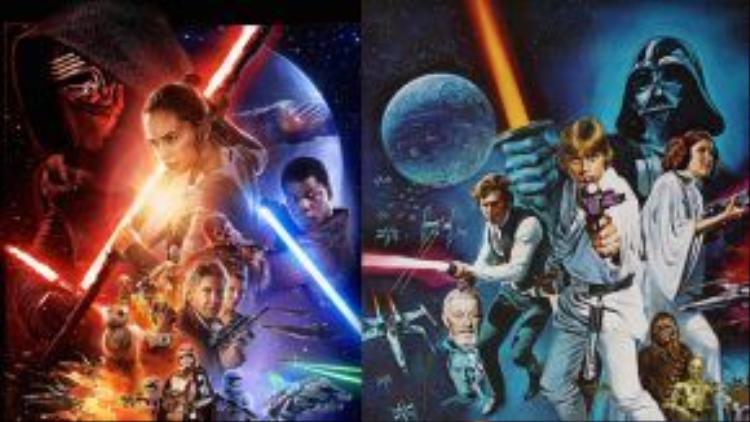 """Star Wars - 32 năm vẫn dư sức """"chạy tốt"""""""