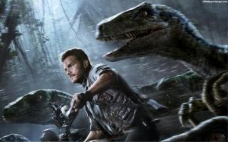 Tình yêu dành cho khủng long của con người là vô cùng bao la, rộng lớn.