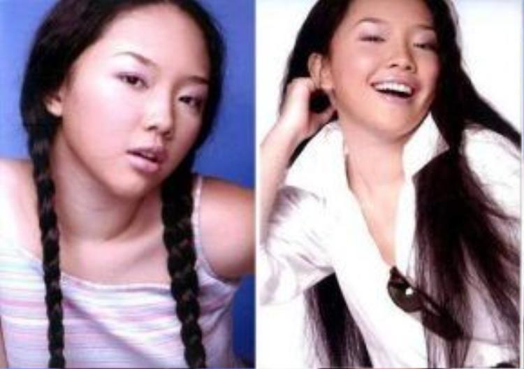 Cô bé tóc xù ngày nào với gương mặt bầu bĩnh là điều khiến các khán giả yêu mến Tóc Tiên.