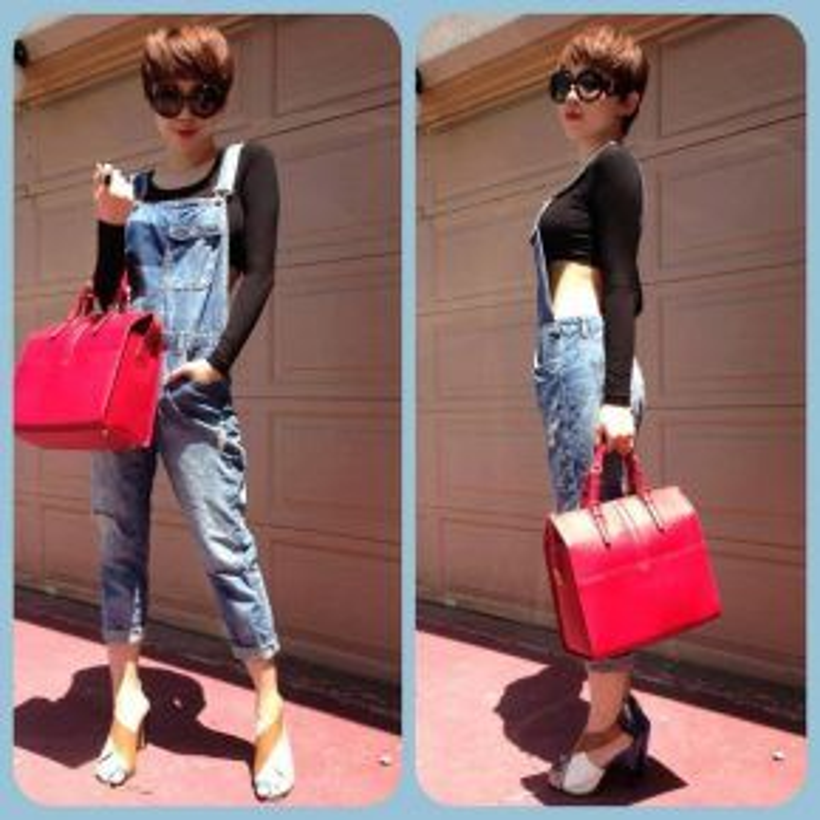 Không còn là cô bé bụ bẫm ngày nào, Tóc Tiên đã giảm cân thành công và trở thành một trong những fashionista hàng đầu của showbiz.