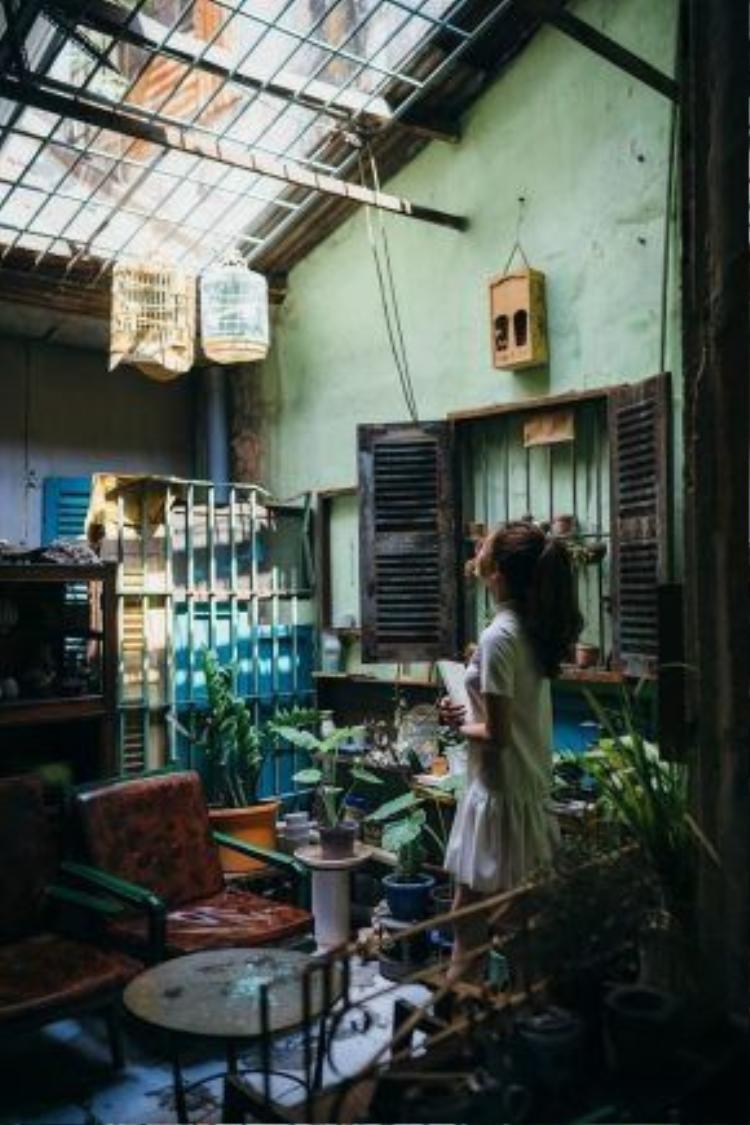 Cửa hàng Cafe 81 - 216 Nguyễn Văn Nguyễn, Tân Định, Quận 1